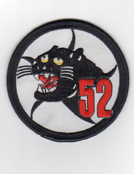 German Air Force patch AG 52 RF-4E Phantom II Leck AB   - disbanded 1994 -