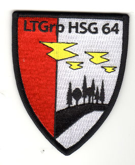 German Air Force patch HSG 64 - LTGrp Lufttransportgruppe