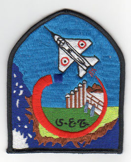 Republic of Yemen Air Force patch MiG-21 Squadron, assume 6 Squadron