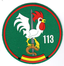Spanish Air Force patch Escuadron 113