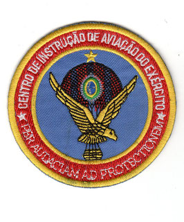 Brazilian army Aviation patch Centro de Instrução de Aviação do Exército  1° CIAvEx  ´Pégaso´