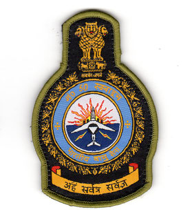 Indian Air Force No.50 Squadron crest patch