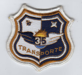 Spanish Air Force patch ALA 35
