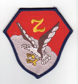 Taiwan Air Force patch 2nd Squadron, older version