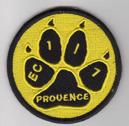 French Air Force patch EC 1/7 ´Provence´ tiger foot path NTM NATO Tiger Meet Rafale