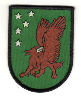 German Army Aviation patch Heeresfliegerunterstützungsstaffel 14 Bo.105