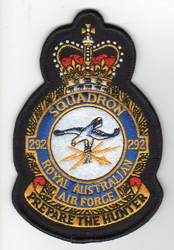 Royal Australian Air Force crest patch No.292 Squadron