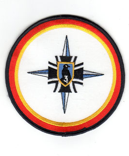German Air Force patch 3. Luftwaffendivision