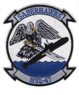 US Navy HSL-47 ´Saberhawks´