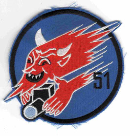 German Air Force patch AG 51 Erding  RF-84 Thunderflash