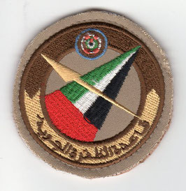 United Arab Emirates Air Force patch Fighter Command
