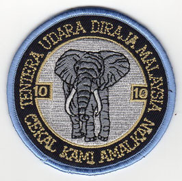 RMAF patch 10 Skuadron ´Elephant Tusk´ version 1