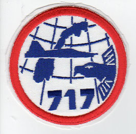 Royal Norwegian Air Force 717 Skvadron patch RF-5A