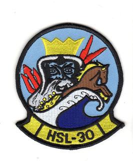 US Navy HSL-30 ´Neptunes Horsemen´