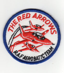 Royal Air Force patch The Red Arrows vintage version 3