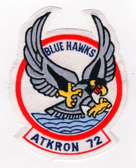US Navy VA-72 ´Blue Hawks´ A-7E
