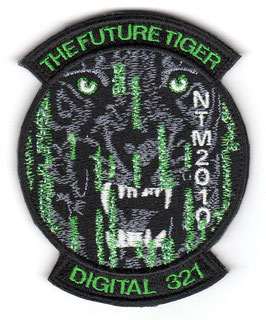 German Air Force patch JaBoG 32 NATO Tiger Meet 2010 Tornado ECR