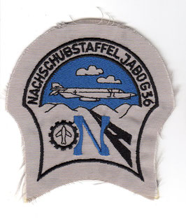 German Air Force patch JaBoG 36 / Nachschubstaffel F-4F Phantom II   1980s