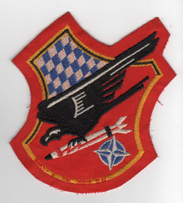 German Air Force patch JaBoG 32 F-104G Starfighter