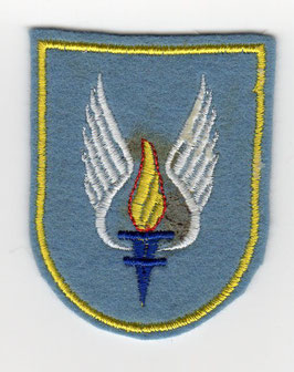 Belgian Air Force patch Group Education and Training (1960-2007)
