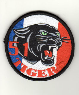 German Air Force patch TLG 51 NATO Tiger Meet 2019 Tornado