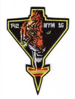 Spanish Air Force patch 142 escuadron NATO Tiger Meet 2016 Eurofighter
