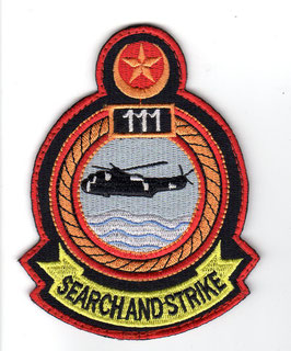 Pakistan Navy patch 111 Squadron ´Search And Strike´ crest