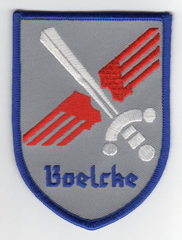 German Air Force patch JaBoG 31 ´Boelcke´ Nörvenich Tornado