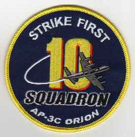 Royal Australian Air Force patch No.10 Squadron AP-3C Orion