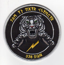 Royal Norwegian Air Force 338 Skvadron patch F-16A/B