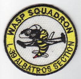 Hungarian Air Force patch 59 Regiment / 1st Squadron L-39ZO Flight