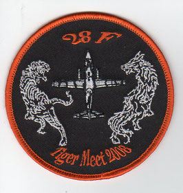 French Navy patch 28 Flotille NATO Tiger Meet NTM 2008