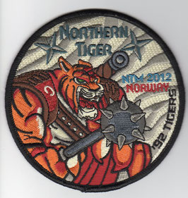 Turkish Air Force patch 192 Filo NTM 2012 Orland F-16