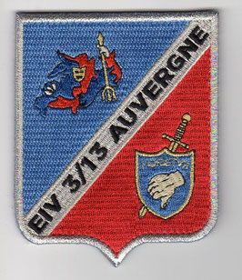French Air Force patch EIV 3/13 ´Auvergne´