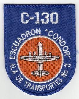 Ecuadorian Air Force patch Escuadron de Transporte 1111 ´Condor´