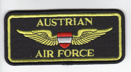 Austrian Air Force Pilot Wing embroidered version