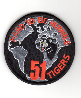 German Air Force patch TLG 51 NATO Tiger Meet 2018 Tornado
