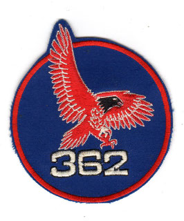German Air Force patch JaBoG 36 / 2nd Squadron F-4F Phantom II   1980s