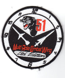 German Air Force patch AG 51 ´Immelmann´ Multi Role Combat Wing