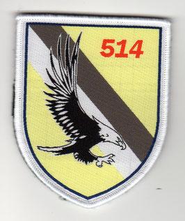 German Air Force patch 4. Staffel / TaktLwG 51 ´Immelmann´ early Tornado era