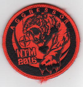 Spanish Air Force patch ALA 15 NATO Tiger Meet 2016 Aggressors