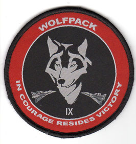 Indian Air Force No.9 Squadron ´Wolfpack´ Ops patch