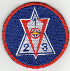 South Korean Air Force patch 123rd Fighter Squadron F-16