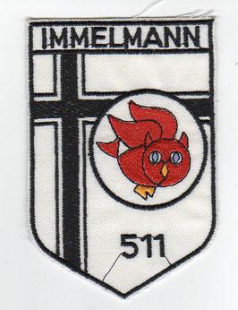 German Air Force patch AG 51 ´Immelmann´ / 1. Staffel RF-4E Phantom II Bremgarten AB