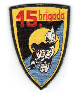 Slovenia Air Force patch 15. Air Brigade   - disbanded -