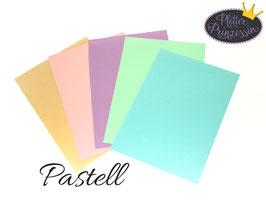 "Flex Folien Set ""Pastell"""