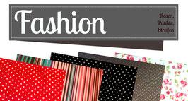 Fashion & Animal Folie  Streifen Set