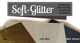 Soft Glitter  Streifen