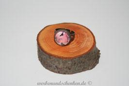 Ring in Altmessingoptik-