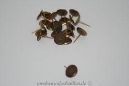 Ohrstecker Rohlinge zum Einkleben Ø 10 mm